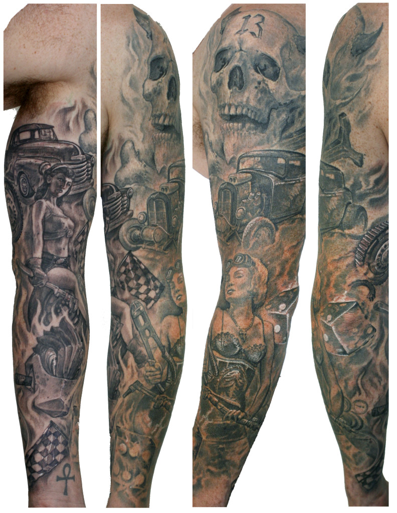 hot rod sleeve