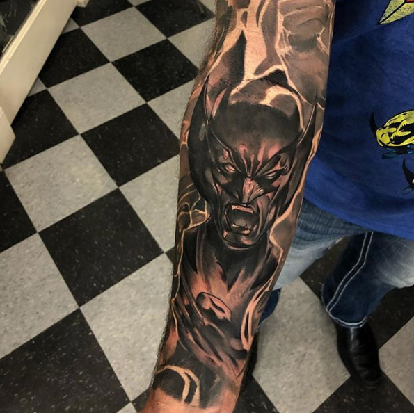 Wolverine Coverup
