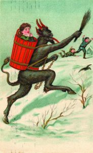 Krampus and Yule